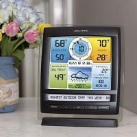 AcuRite Pro Weather Station – Wireless Weather Station with Wind and Rain Sensor