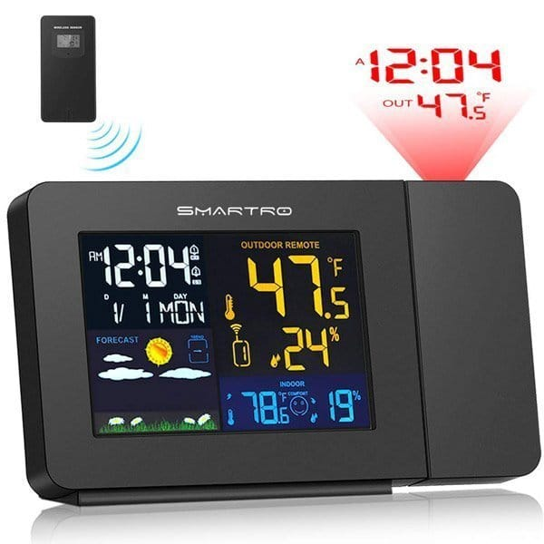 SMARTRO-Indoor-Outdoor-Thermometer-Alarm