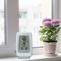 Indoor Outdoor Thermometer Wireless 2019