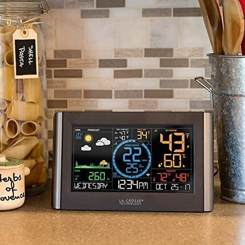 LaCrosse 5-in-1 Professional Wireless Weather Station
