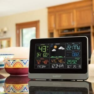 10 Best Indoor Outdoor Weather Station Reviews