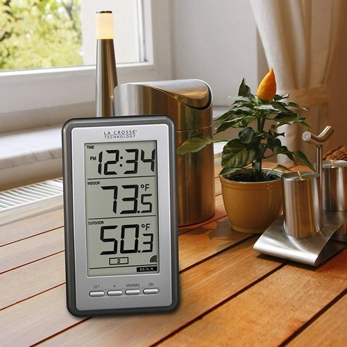 La Crosse Technology Indoor Outdoor Digital Thermometer