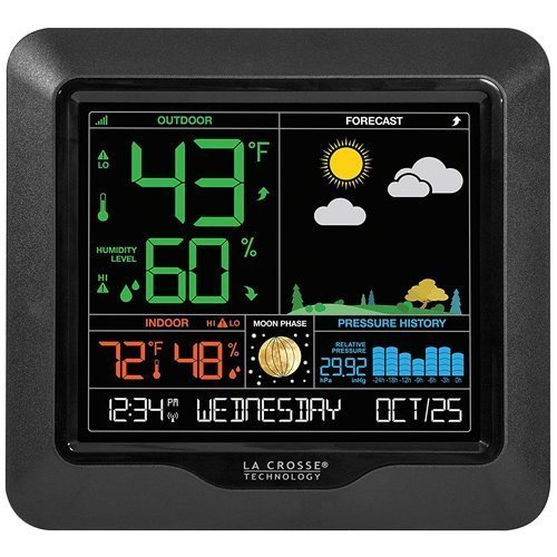 La Crosse Technology S84107 Weather Station